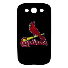 St. Louis Cardinals - Hard Case for Samsung Cell or Tablet -QR5180