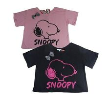 Women's Snoopy T-Shirt (Generous Fit) Size: S Left Only, BNWT