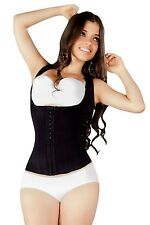 Vedette 100A Faja Chaleco Colombiana,waist Body Shaper vest/ Strong Compression