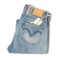 """Levi's Made & Crafted Taper Tapered Jeans """"Harbour"""" Blue Denim RRP £140 LVC"""