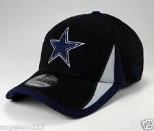 NEW ERA 39Thirty Cap NFL Dallas Cowboys Training 3930 Football Hat Men Black