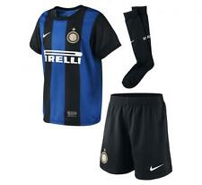 Inter kit bambino maglia pantaloncino home 2012/2013 shirt shorts junior origina