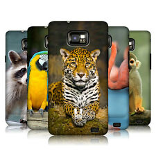 HEAD CASE DESIGNS FAMOUS ANIMALS BACK CASE FOR SAMSUNG GALAXY S2 II I9100
