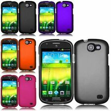 For Samsung Galaxy Express i437(AT & T) Rubberized Phone Hard Case Cover
