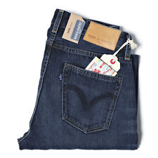 LEVI'S MADE AND CRAFTED TAPER TAPERED SELVEDGE JEANS ANIMAL RRP £180