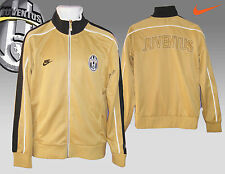 Nike JUVENTUS Football Club Supporters Jacket Gold  Small - XXL