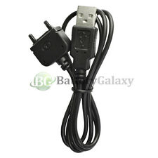 1X 2X 3X 4X 5X 10X Lot USB Charger Cable for Sony Ericsson w518 w760 w760a w800a