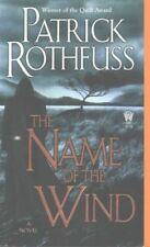 The Name of the Wind by Patrick Rothfuss (Paperback / softback)