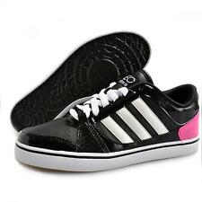 Adidas ladies BB +LT LO Neo black lace up basketball trainers X73735 (B Grade)