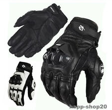 Motocross Off-road Cycling Racing Bicycle Sports Leather Armed Motorcycle Gloves