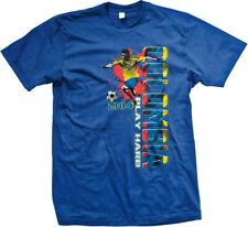2014 Play Hard Colombia Colombian Team Pride Soccer Ball World Cup -Mens T-shirt