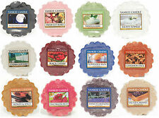 Yankee Candle Wax Melt Tart Pick & Mix You Choose Official Yankee Stockist