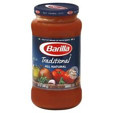 Barilla All Natural Pasta Sauces 7 Flavor Choices 24oz