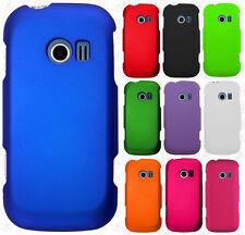 For LG Extravert 2 VN280 Rubberized HARD Protector Case Phone Cover Accessory