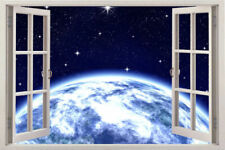 Wall Space Decal Sticker Stickers Decals Graphic Decor Window Outer Stars Room