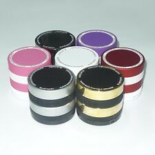 Bluetooth Wireless Speaker Mini Portable Super Bass For Iphone Tablet PC Colors