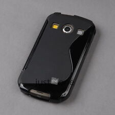 Samsung Galaxy Xcover 2 S7710 Soft TPU Silicon Gel Sexy Wave S-line Case Cover