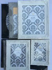 Vintage Shabby Chic Photo Frames Baroque Style Decorative Classical Ornaments