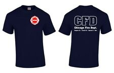 Chicago Fire Department Duty T shirt