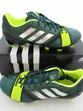 adidas nitrocharge 1.0 TRX FG football boots Q34221 soccer cleats firm ground