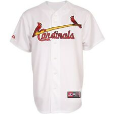 2014 St Louis Cardinals Home (White) Replica Jersey YOUTH sz (S-XL) - MAJESTIC