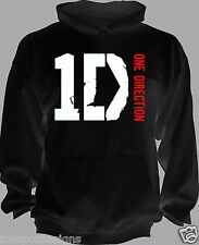 1 DIRECTION HOODIE ONE DIRECTION 1D HOODED SWEATSHIRT OR T SHIRT FREE SHIPPING