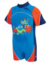 Zoggs Zoggy Swim Free Floatsuit - Blue