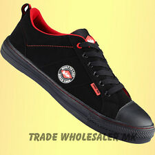 """""""Lee Cooper"""" Steel Toe Cap Plimsoll Style Safety shoes. Trainers Shoes Boots"""