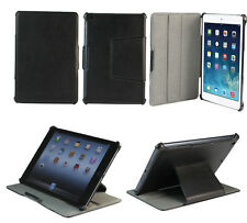 Stronghold Leather Case / Cover with Stand for the Apple iPad 2 3 4 + Mini 2 3
