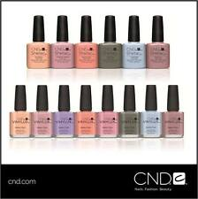 CND SHELLAC + VINYLUX Colours - FLORA & FAUNA SPRING 2015 + more - IN STOCK NOW