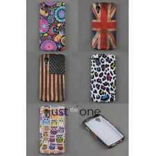 f Google Nexus 5 Cute Mulit Styles Soft Silicone Skin Case Cover Back Protector