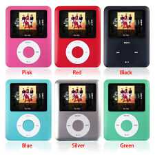 NEW 8G 8GB 3rd Gen Mp3 Mp4 Player 1.8in. LCD Screen FM Radio Video Free Shipping
