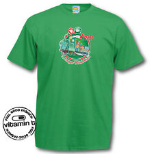 Ivor The Engine T-Shirt. Proper Welsh Hero T-Shirt Tee Retro Kids Tv Programme