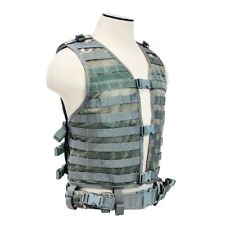 NcStar Molle Tactical Military PALS Modular Assault Hunting Airsoft Vest Larger