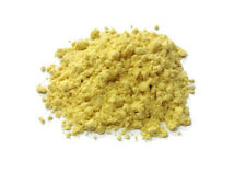 Ground Mustard Seeds Powder Yellow Grade A Premium Quality Free UK P & P