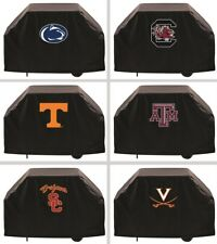 """Choose Your NCAA P-Z Team 60"""" or 72"""" Heavy Duty Vinyl Barbecue BBQ Grill Cover"""