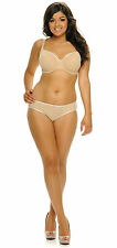Curvy Kate Daily Boost Underwired Bra In Nude Or Black