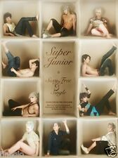 Super Junior - Sexy, Free & Single (Vol.6) [TYPE-B] 1CD Korean Kpop