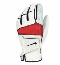 Nike Tech Xtreme IV Golf Glove White/Black/Action Red