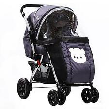 Umbrella Stroller Baby Travel System Buggy Foldable Carriage Pushchair 2 Color