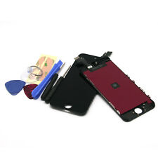 iPhone 5c LCD Touch Screen Assembly Replacement Digitizer + Home Camera BLACK UK