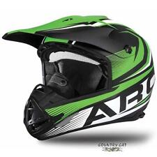 Arctic Cat MX Team Arctic ZR Helmet - Flat Green - Snowmobile & ATV - 5252-43_