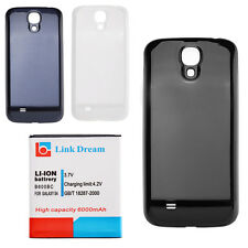 6000mAh Extended Battery B600BC + Case for Samsung Galaxy S4 I9500 I545 I337