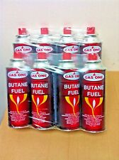 New Butane Fuel Gas Canisters Portable Camping Stove Cartridge 1-12