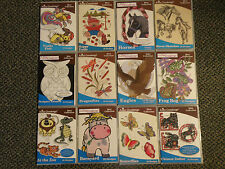 Anita Goodesign Mini Animal Collections Titles A-L   Your choice of one