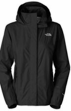 NEW WOMEN'S NORTH FACE RESOLVE JACKET AQBJ TNF BLACK PERFECT WATERPROOF JACKET