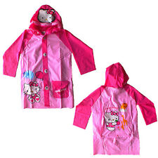 T177 Fashion Practical Boys girl Children raincoat poncho with bookbags Position