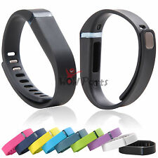 Large Size Replacement Wrist Band w/ Clasp for Fitbit Flex Bracelet No Tracker