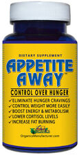 APPETITE AWAY HUNGER SUPPRESSANT WEIGHT LOSS BOOST METABOLISM INCREASE STAMINA