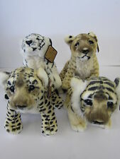 PMS SOFT SENSATIONS WILD ANIMAL CUBS CUDDLY TOYS ITEM: 345/515
